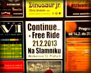 Rock at Na Slamniku - this thursday!