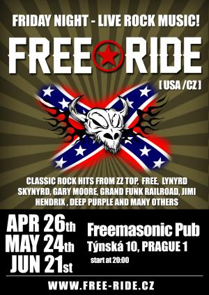Freemasonic, this Friday!
