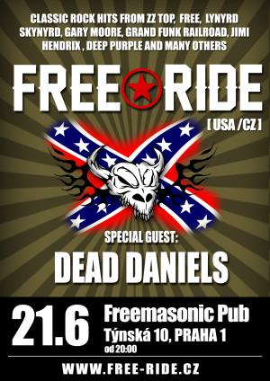 Southern Rock night at Freemasonic!