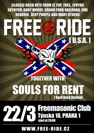 Freemasonic again next Saturday!